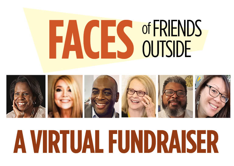 FACES of Friends Outside image